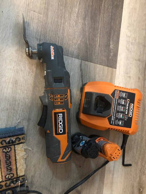 Ridgid multi tool full kit 1