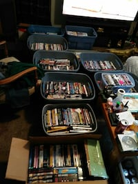 Over 1,000 DVDs $600.00 firm including Blu-ray Minneapolis, 55413