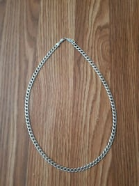 silver-colored chain necklace Dartmouth, B2X 1N7