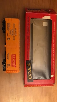 Tyco Armour Refrigerator Car  Smith-Ennismore-Lakefield, K0L
