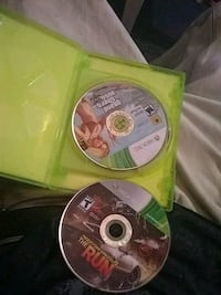 Xbox 360 game disc with case Nashville, 37207