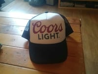 Coors hat