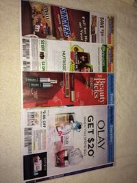 Retail me Not. Whole coupon inserts  Henderson, 89074