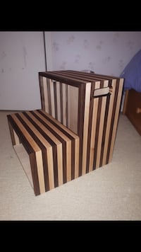 Custom 2 step stool