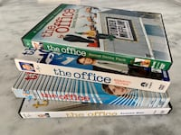 The Office DVDs