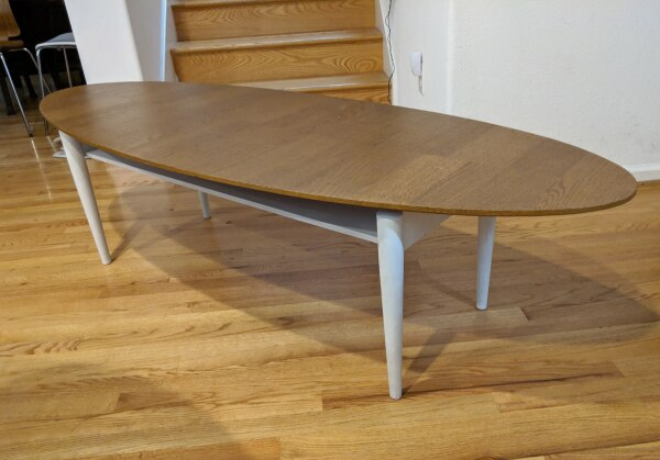Ikea Stockholm Coffee Table