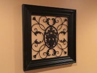 brown wooden framed wall decor Linganore, 21774