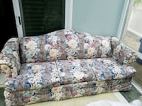 Sofa open to queen bed.  Matching love seat. Santee, 92071