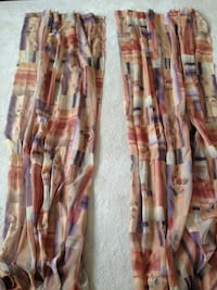Curtain Panels 3 for $5 Mississauga, L5W