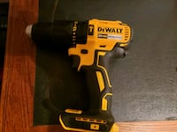 NEW DEWALT 20V BRUSHLESS HAMMER DRILL  (TOOL ONLY) Saint Petersburg, 33713