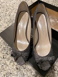 High Heels Grey Color US Size 9