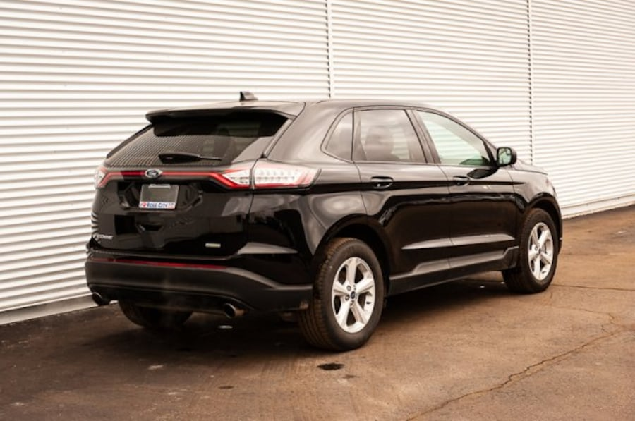 2018 Ford Edge SE / ACCIDENT FREE / BACK UP CAM / ONE OWNER 5e42eb39-cfa2-4a1b-87ce-8ad87fd10d9a