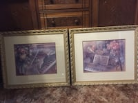 Harmonic Duo and Musical Trio framed print Guelph, N1H 1X3