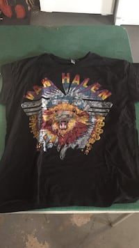 Van Halen rock shirt   Mechanicsburg, 17055