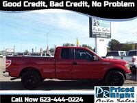 2010 Ford F150 4x4 Super Cab XLT *Easy Credit Approvals* PHOENIX, 85027