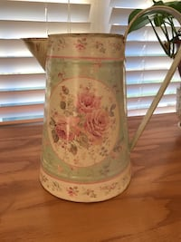 Vintage Tin Watering can   Gainesville, 20155