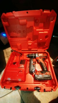 NEW! 10/10 Milwaukee M18 Hammer Drill Surrey, V3T 3Y1