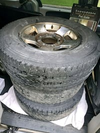 ford f150 wheels and tires  Markham, L3T 4X1