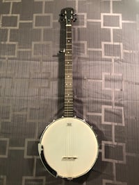 Gretsch G9450 Dixie Open-Back 5-String Banjo Herndon, 20170