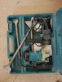 blue and black Makita Demolition hammer drill North Las Vegas, 89031