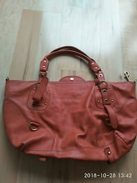 Leather shoulder bag Edmonton, T6J 6R8