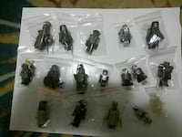 Minimates LORD OF THE RINGS 3 1/2 action figure