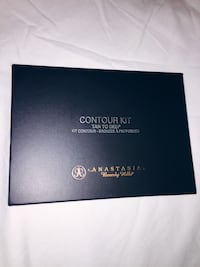 Anastasia contour kit tan was $40 Oakton, 22124