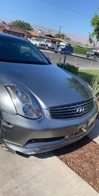 2004 Infiniti G35 Sport Coupe Leather Premium Indio