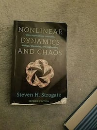 Nonlinear, dynamics, and chaos 2nd edition Vienna, 22180