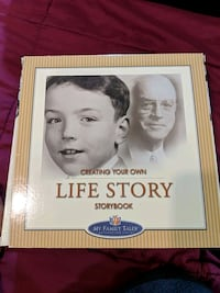 Creating Your Own Life Story Storybook Surrey, V3V