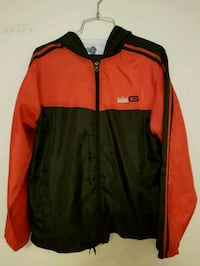 red and black zip-up jacket Toronto, M2M 4B9