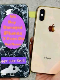 Phone screen repair Millersville, 21108