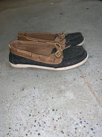 Used American Eagle Boat Shoes Moodus, 06469