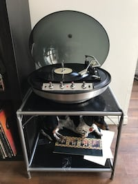 Electrohome Apollo 860 Turntable Record Player