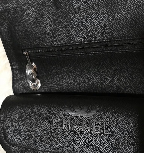 Used Brown leather chanel sling bag for sale in Clifton - letgo e2d163adb3bae