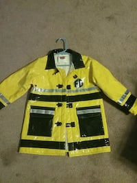 4T Firefighter costume Newark, 19702
