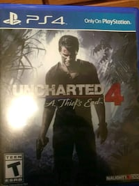 Uncharted 4: A Thief's End (Unused) Portland, 97266