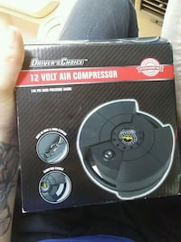 12 volt air compressor  Canton