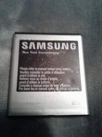 gray and black Samsung smartphone battery Eden Mills, N0B 1P0