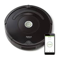iRobot Roomba 675 Robot Vacuum, Black, Brand new Sealed, with warranty Toronto