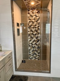 Glass Shower Door  Newmarket