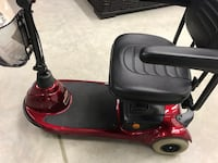 Brand New!!! Never used Invacare Lynx L3 scooters