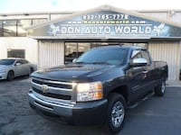 2010 Chevrolet Silverado 1500 LS 4x2 4dr Extended Cab 6.5 ft. SB Houston