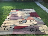 "Rug good condition 7'10"" x 10'10"" Chicago, 60630"
