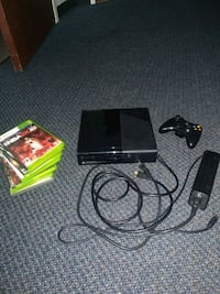 X BOX E console with controller + games Findlay, 45840