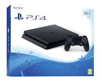Console Sony PS4 con screenshot del controller Roma, 00187