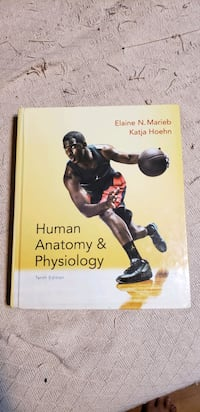 Human Anatomy and Physiology book. Palm Bay