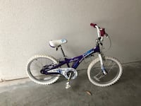 Girls bike with bell Gilford, 03249