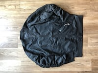 black zip-up jacket Newark, 94560