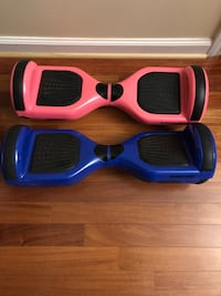 His and Hers Swagway hover boards  Howell, 07731